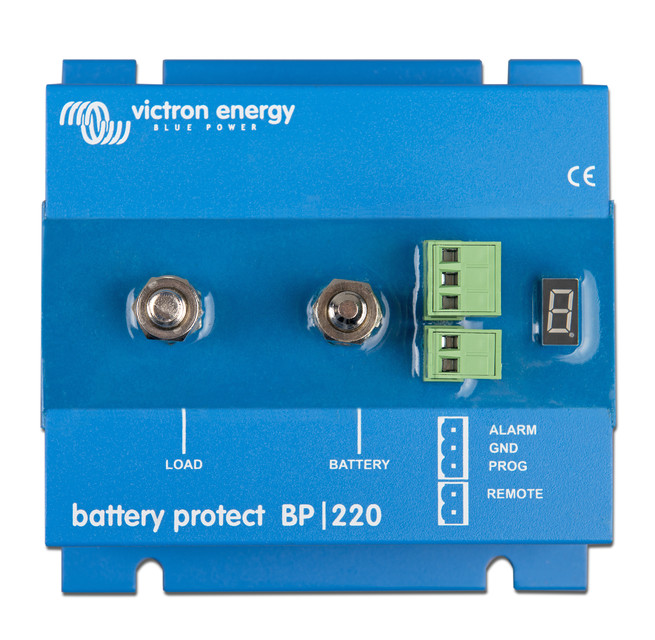 BatteryProtect 12/24V-220A